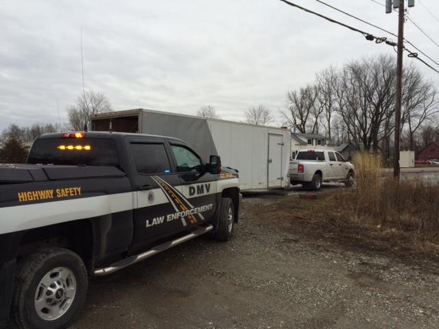 VT DMV Truck Driver Meth Arrest (2-26-16)