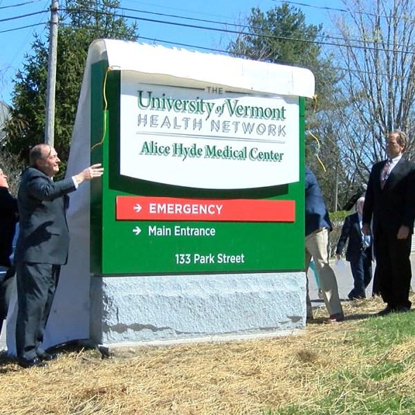 Alice Hyde Medical Center joins UVM Health Network