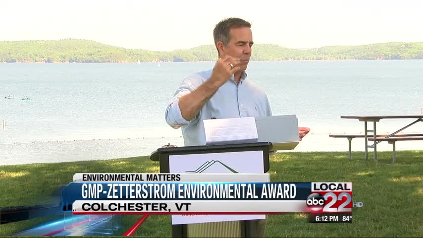 Local Advocate Named This Years GMP-Zetterstrom Environmenta_13539456-159532