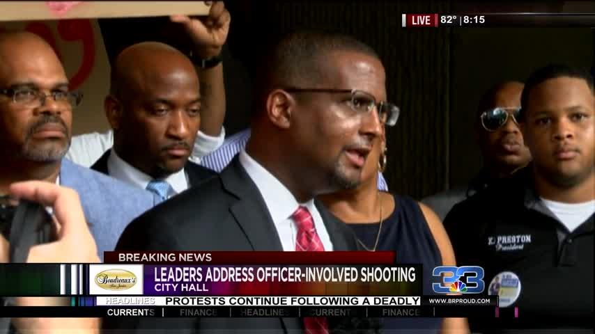 Leaders Address Officer involved Shooting_72696532-159532