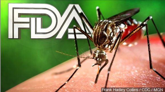Zika Virus FDA Blood Donations