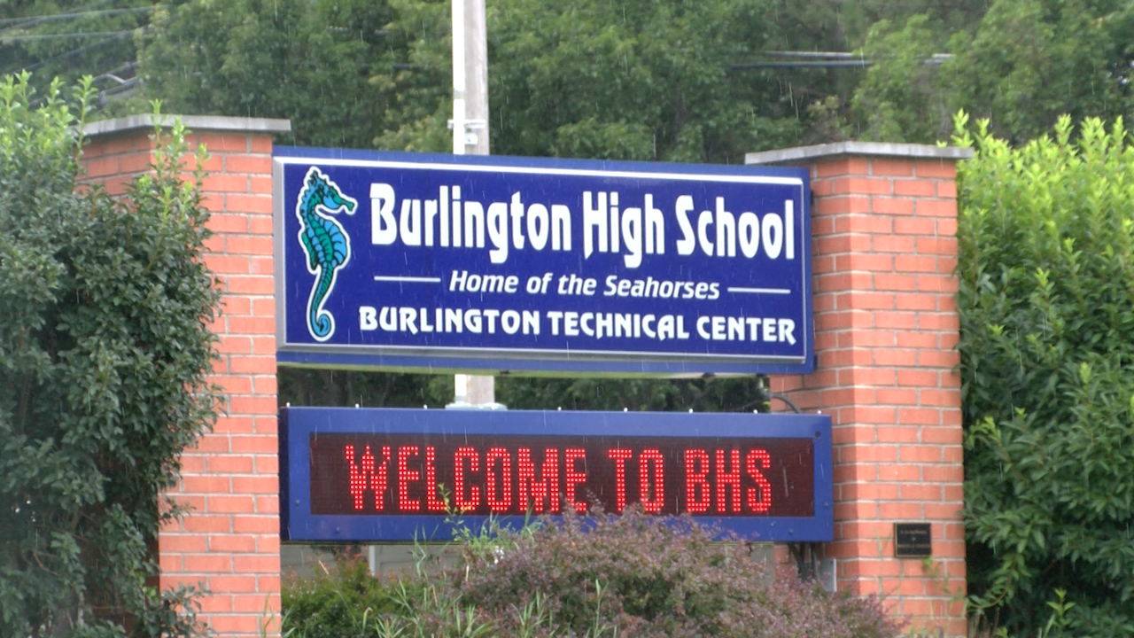 Burlington High School needs $27 million in repairs, officials say