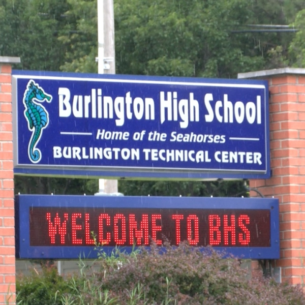 Burlington High School needs $27 million in repairs, officials say