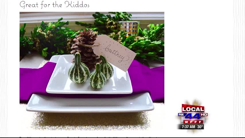 The Gathering Co. Dresses Your Thanksgiving Day Table