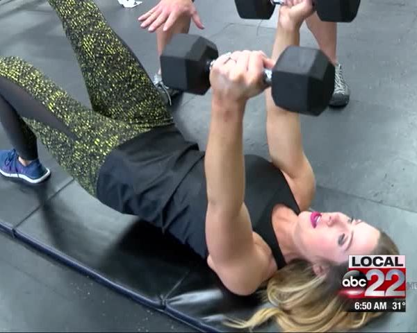 Get Fit with Brit
