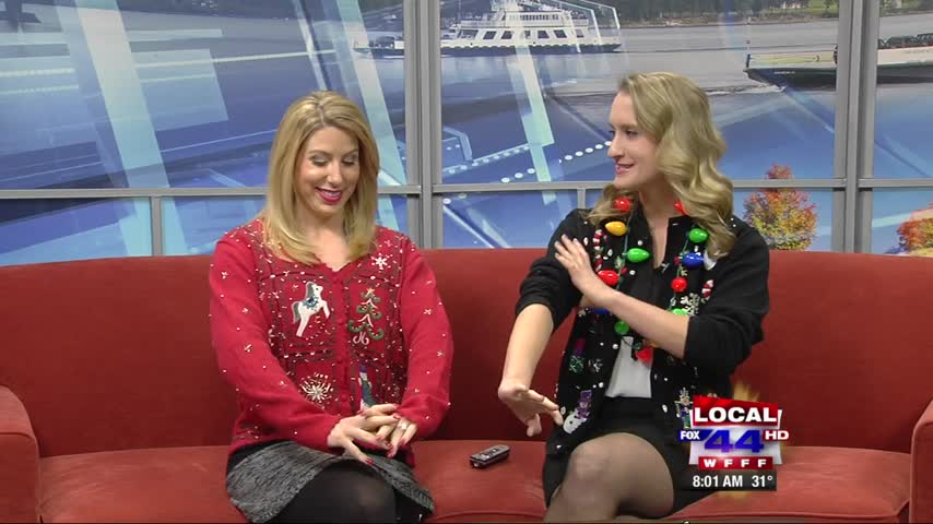 Morning Team Rocks Ugly Christmas Sweaters