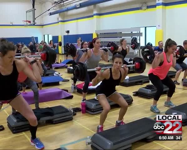 Get Fit with Brit: Body Pump