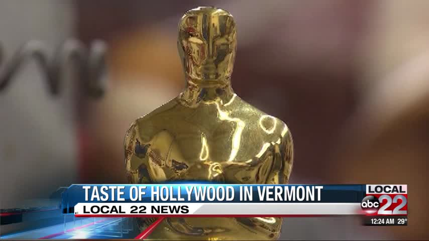 Taste of Hollywood in Vermont