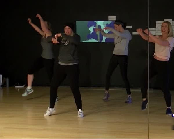 Get Fit with Brit: hip hop
