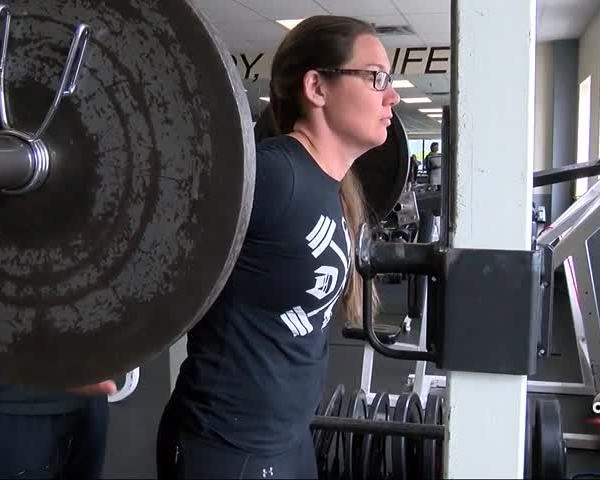 Get Fit with Brit: Powerlifting Squats
