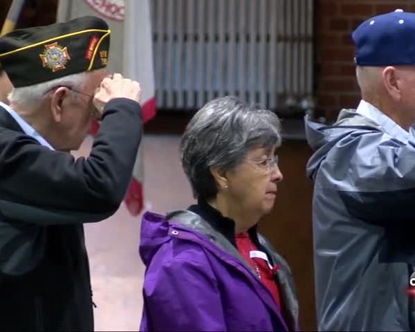Community Gathers in Barre to Honor  Fallen Soldiers_56619149