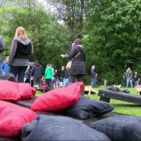 Throwing -Cornhole- For a Cause in Burlington_32895055