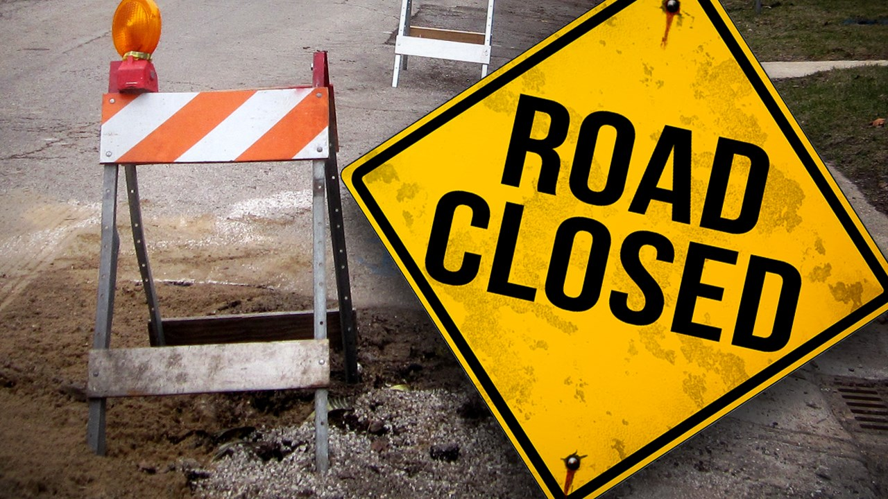 Reminder: I-89 Northbound to be closed for evening road work