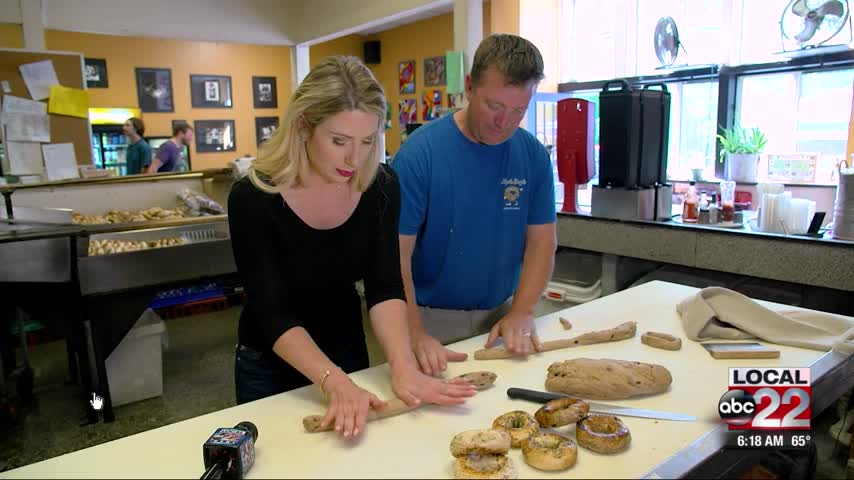 Made, Right Here:  Myers Bagels