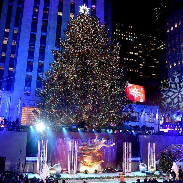 2017 Rockefeller Christmas tree lighting ceremony71707508-159532