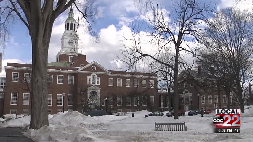Dartmouth College professors on leave_91782256