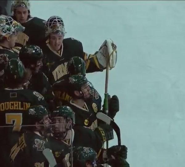 Despite Struggles UVM Men's Hockey remains optimistic