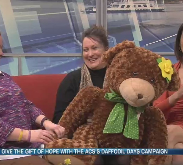 Give the Gift of Hope with the ACS's Daffodil Days Campaign