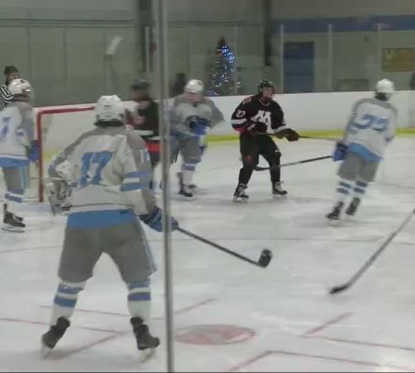 SB vs Middlebury boys hockey