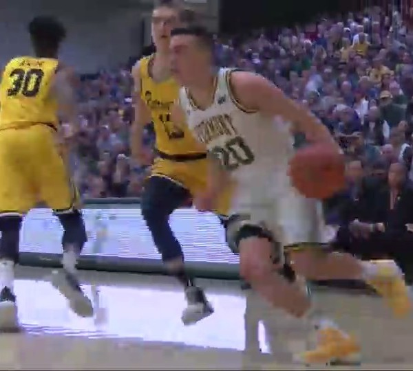 UVM Men's Hoops Surviving Life without Lamb