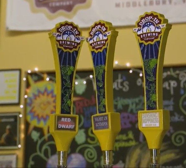 What's on Tap: Drop-In Brewing Company