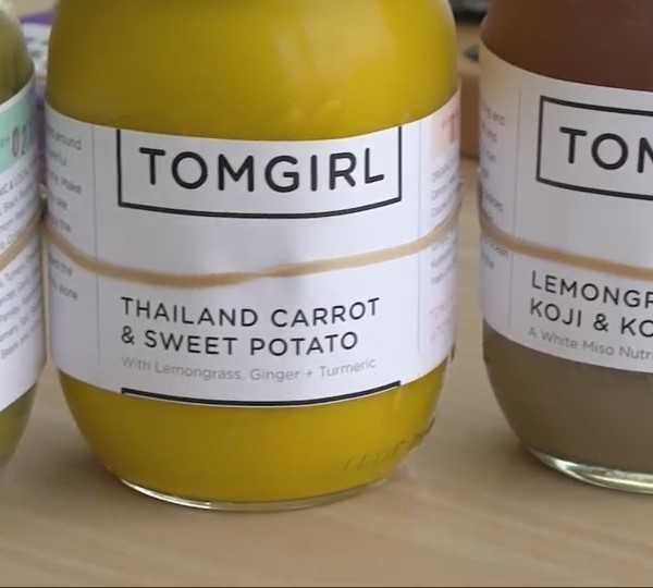 Made Right, Here: Tomgirl Juice