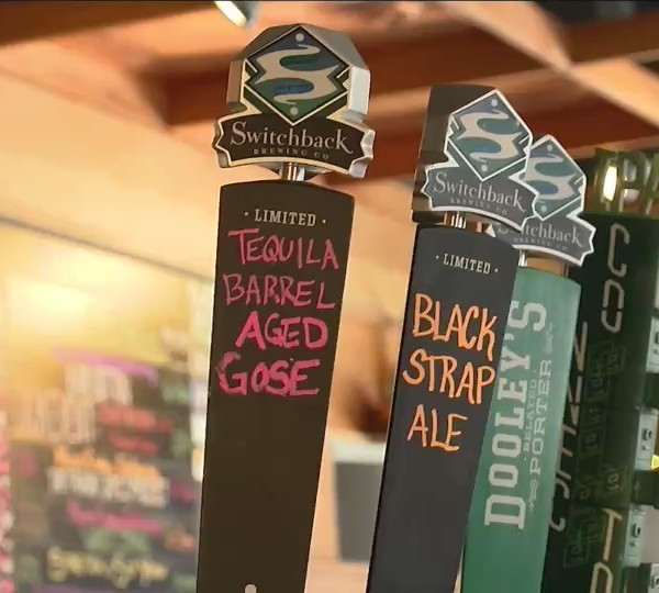 What's on Tap: Tequila Barrel Aged Thai Lime Gose