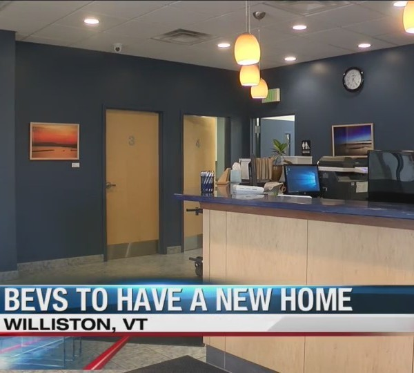 BEVS Vet Hospital will have a new home next year