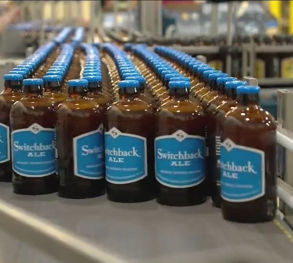 What's On Tap?: Sustainability at Switchback Brewing