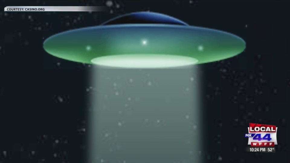 Data shows Vermont best place to spot UFO