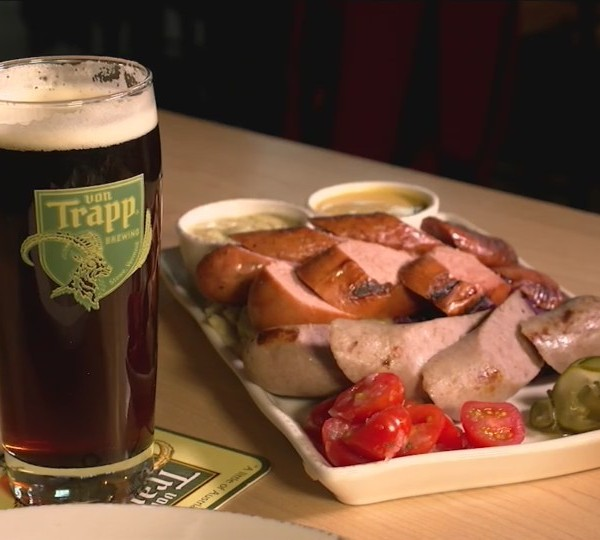 What's on Tap: von Trapp Brewing food pairings