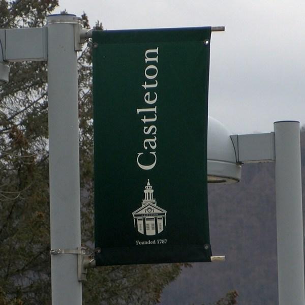 Castleton University, in Castleton, Vt.
