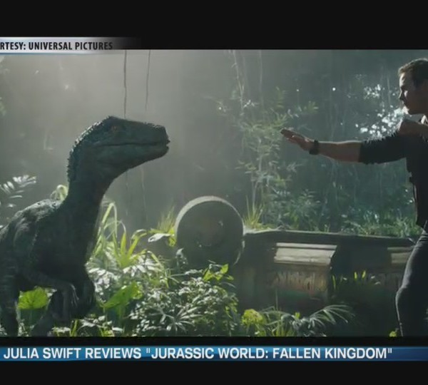 At the Box Office: Jurassic World: Fallen Kingdom