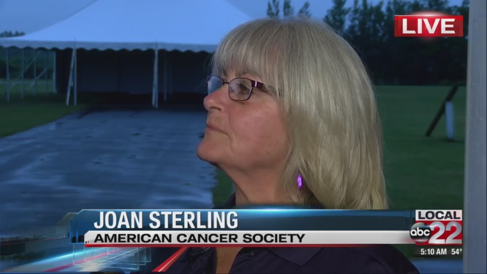 Relay For Life- Joan Sterling 1