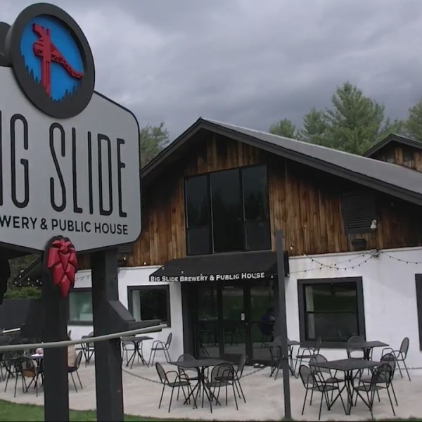What's On Tap?: Big Slide Brewery