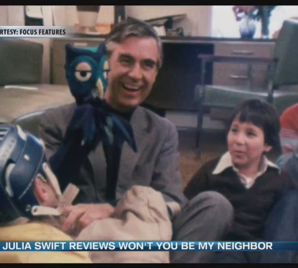 """At the Box Office: """"Won't You Be My Neighbor?"""