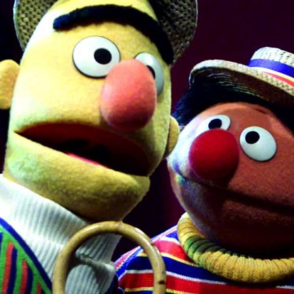 Are Bert & Ernie more than just friends?