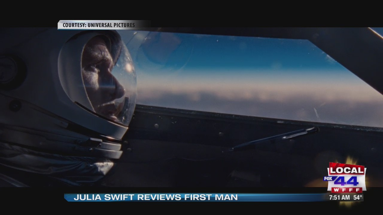 At the Box Office: First Man