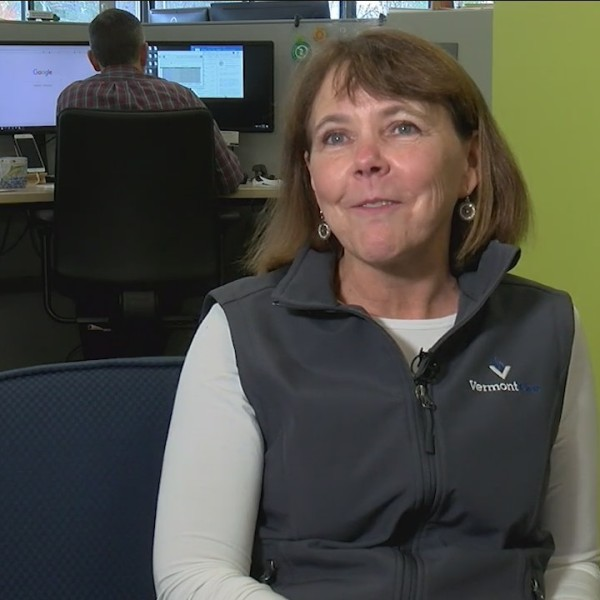 Women Lead:  Meet Eileen Simollardes