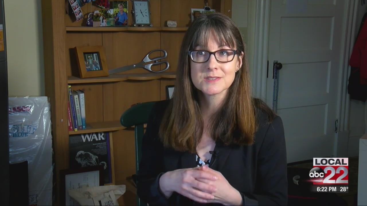 Women Lead:  Meet Cathleen Barkley