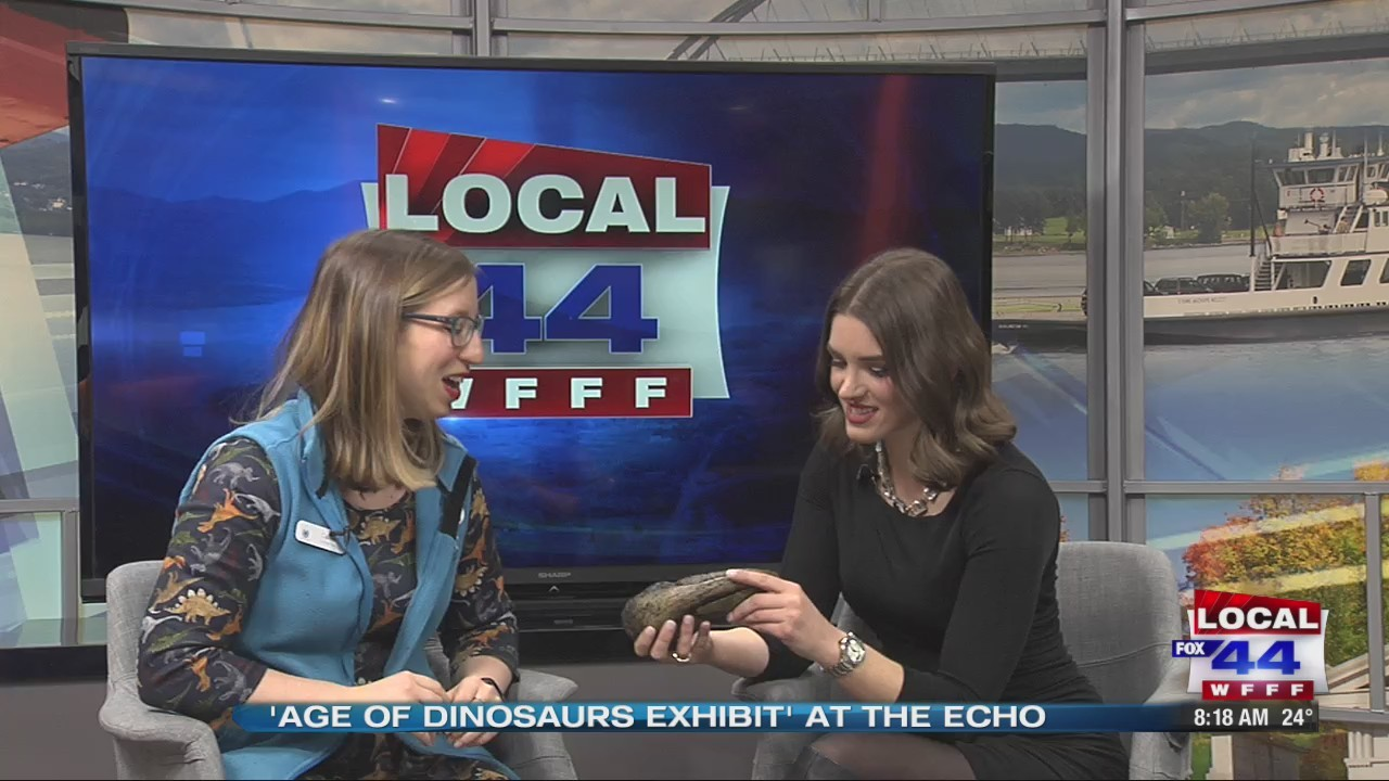Age of Dinosaur's Exhibit at ECHO, Leahy Center
