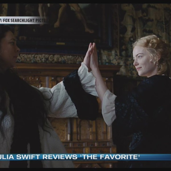 At the Box Office: 'The Favourite'