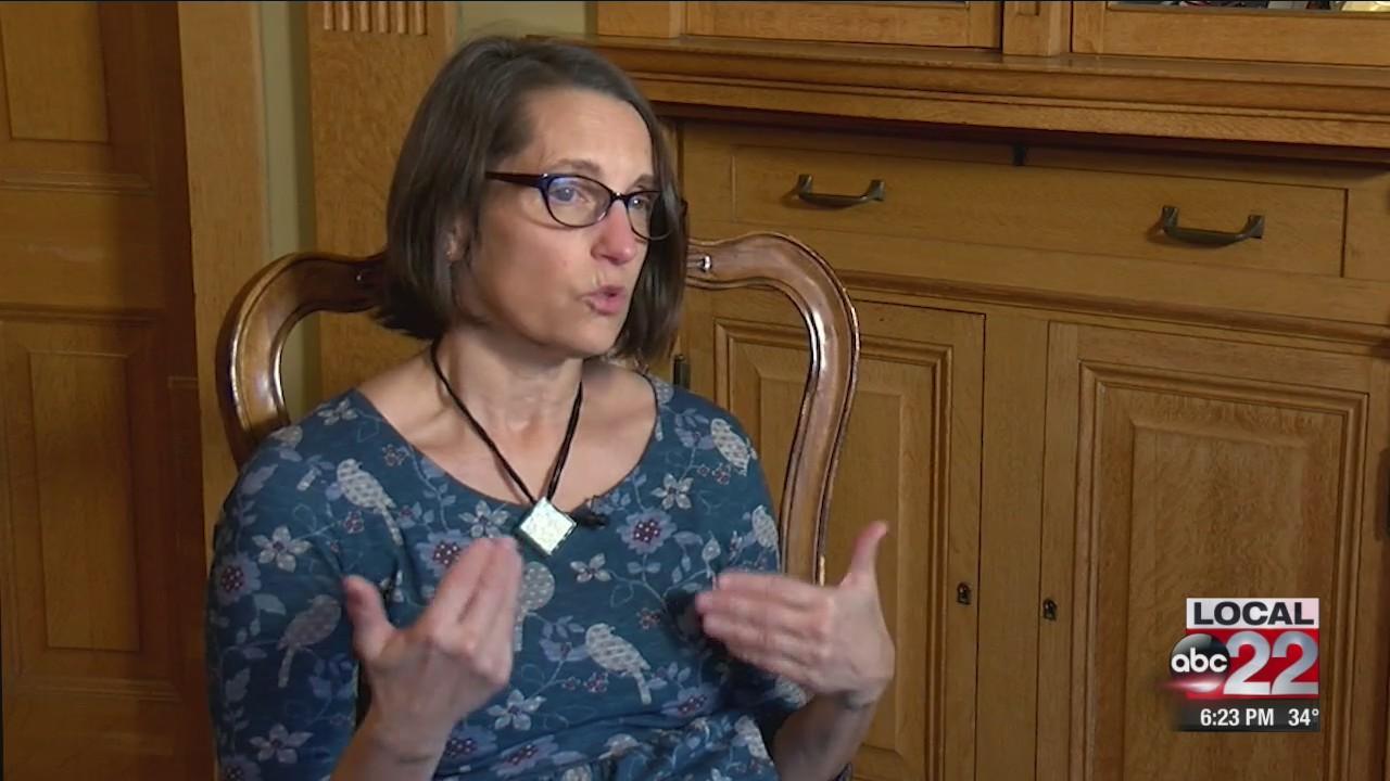Women Lead:  Meet Kathy Fox