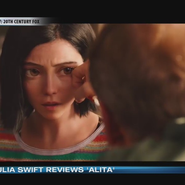At the Box Office: 'Alita: Battle Angel'