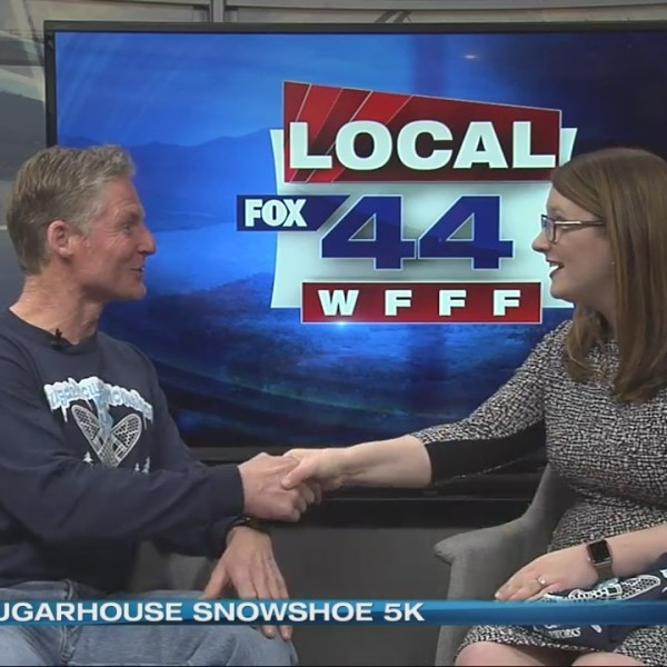 Get ready to run or walk for the Sugarbush Snowshoe 5k