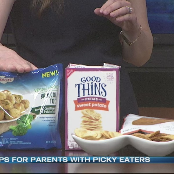 Healthy tips for picky eaters with Whole Health Nutrition