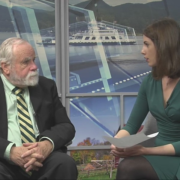 Political scientist Garrison Nelson weighs in on Biden bid