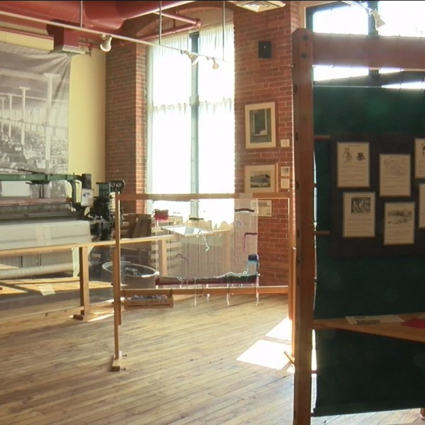 This Place in History: Winooski Mills