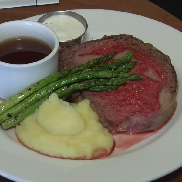 44's Finest Prime Rib: North Hero House & Windjammer
