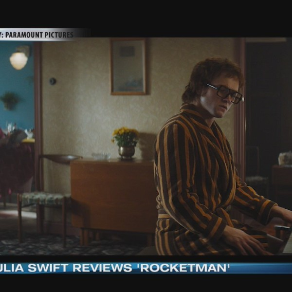 At The Box Office: 'Rocketman'